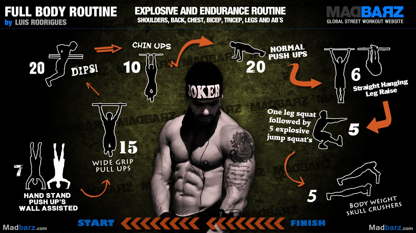 Full Body Routine