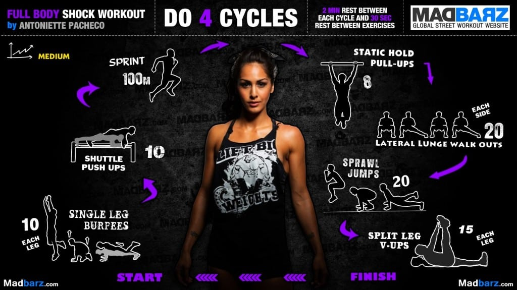 Full Body Shock Workout