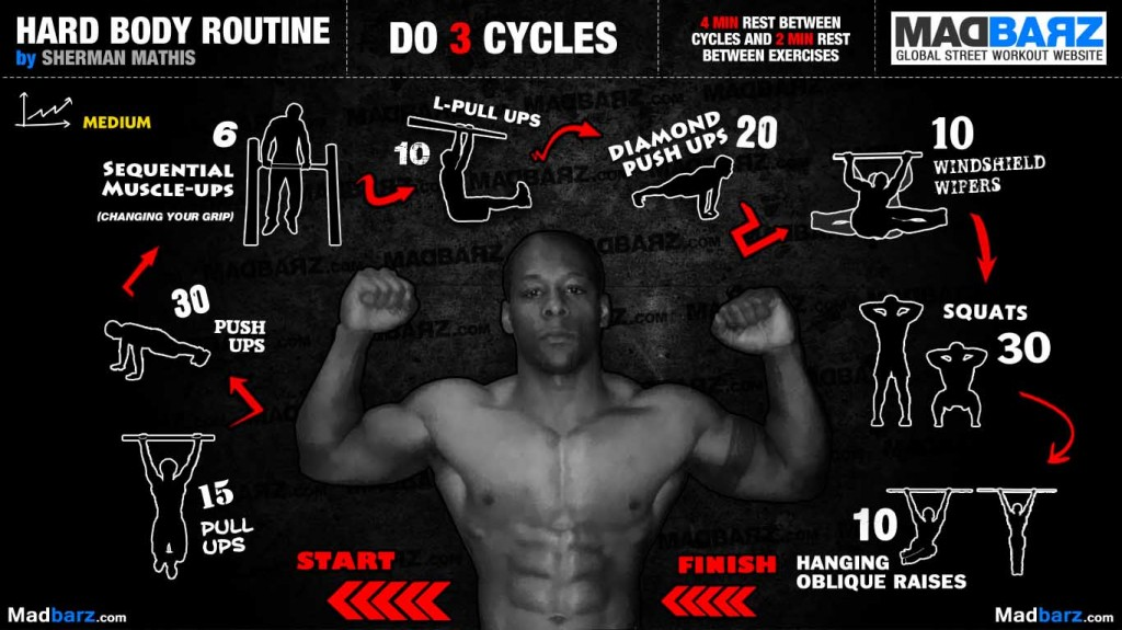 Hard Body Routine