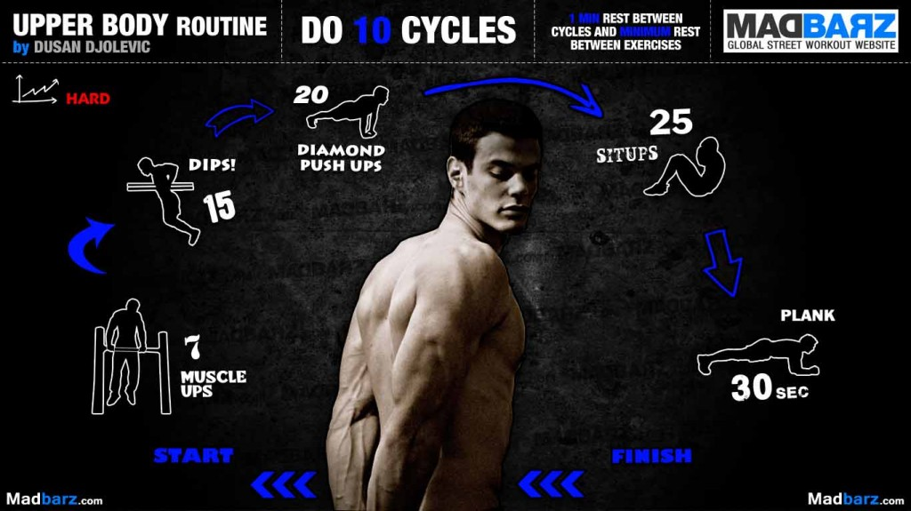 Upper Body Routine