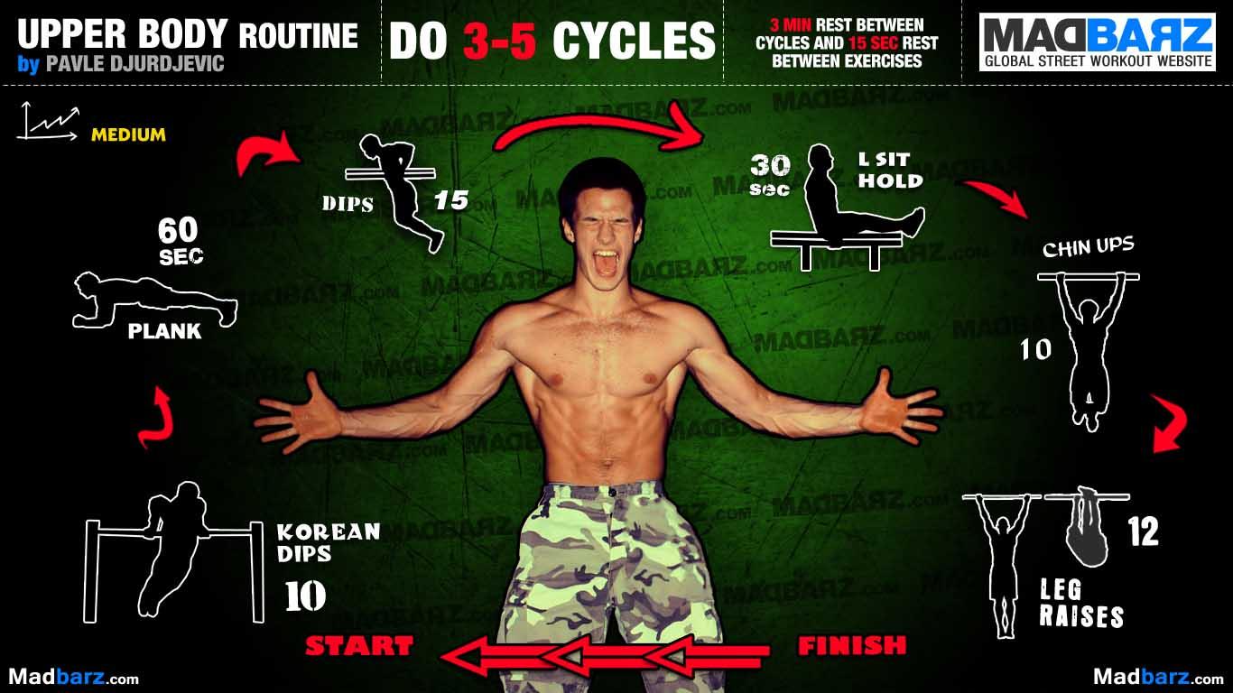 Upper Body Routine